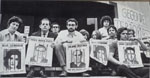Hunger strike in solidarity with the Soviet Prisoners of Zion. May 1971, Duesseldorf.