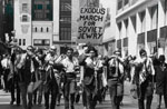 Exodus March for Soviet Jewry, New York City. April, 1970 .