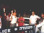 Demonstration on behalf of Soviet Jewry, Jerusalem, 1986